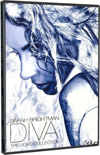 Sarah Brightman - Diva The Video Collection (2006, DVD9)