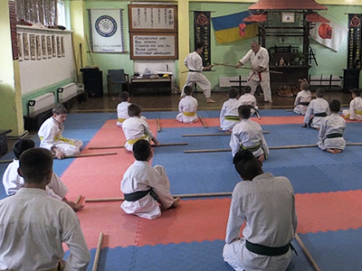 Учебно-аттестационный семинар по каратэ и кобудо