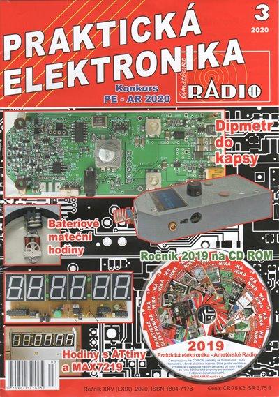 A Radio. Prakticka Elektronika №3 2020