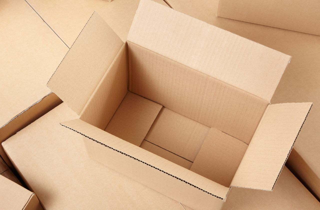 Коробки из картона для упаковки