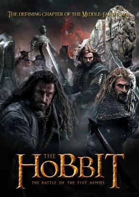 Lo Hobbit: La Battaglia Delle Cinque Armate (2014) .mkv 4K 2160p WEB-DL HEVC H264 HDR ITA ENG AC3 DTS DTS-HD MA 7.1 Subs
