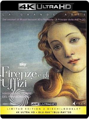 Firenze e gli Uffizi 3D/4K (2015) .mkv 4K 2160p BDRip HEVC x265 SDR ITA ENG DTS AC3 VaRieD