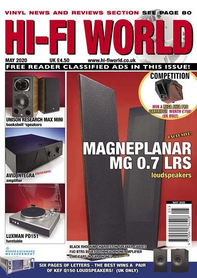 Hi-Fi World (May 2020)