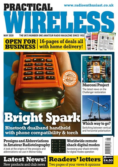 Practical Wireless - May 2020
