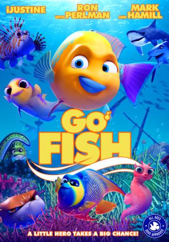 Изображение для Риф. Новые приключения / Go Fish (2019) WEB-DL 1080p | iTunes (кликните для просмотра полного изображения)