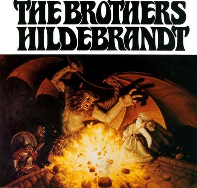 Миры братьев Хильдебрандт(Hildebrandt) Фэнтези, комикс, пин-ап [157, jpg]