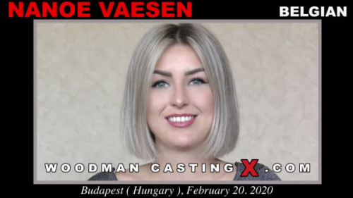 Постер:Nanoe Vaesen - Woodman Casting X 219 (2020) SiteRip