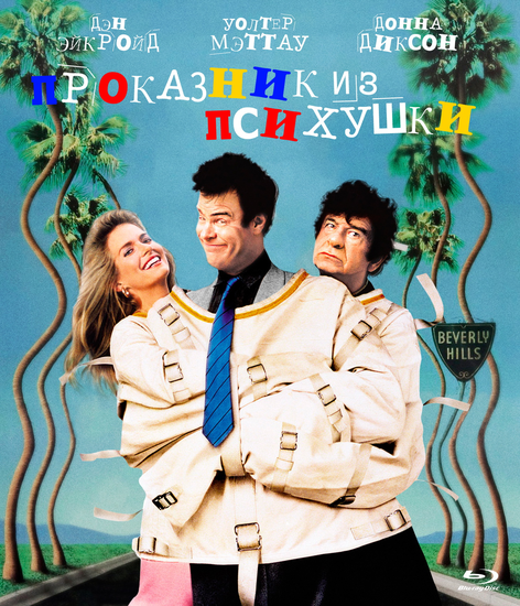 Проказник из психушки 1987 - Алексей Михалёв