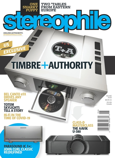 Stereophile No.6 (June) 2020