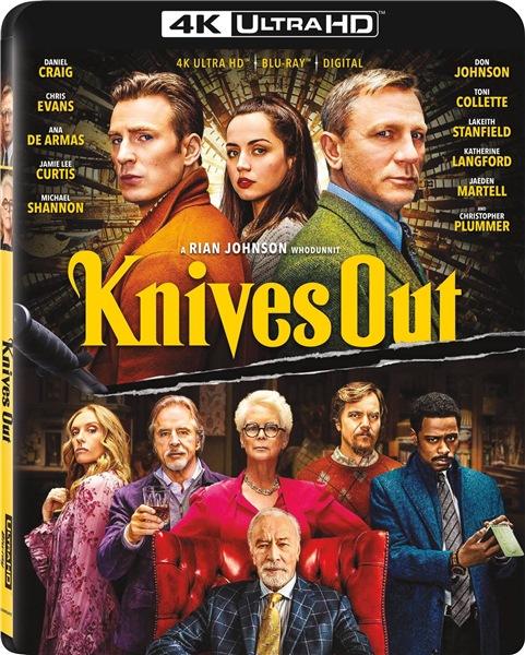 Достать ножи / Knives Out (2019) BDRip 720p | Кубик в Кубе
