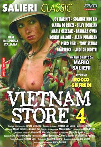 Вьетнамская история 4 / Vietnam Store 4 / Vietnam IV (1988) DVDRip |