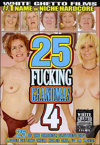 25 Оттраханных бабушек #4 / 25 Fucking Grandmas #4 (2015) DVDRip |