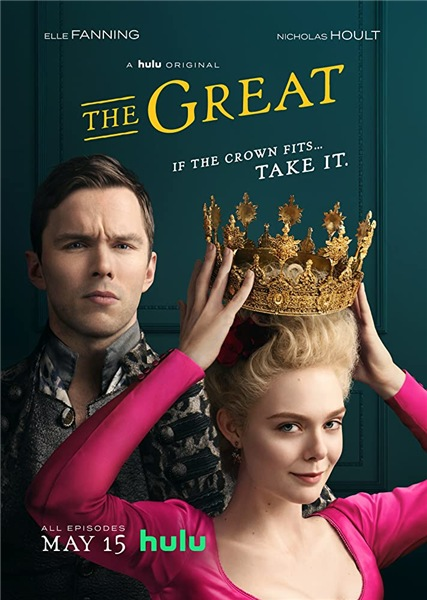 Великая / The Great [S01] (2020) WEB-DL 1080p | Greb&Creative | 18.00 GB