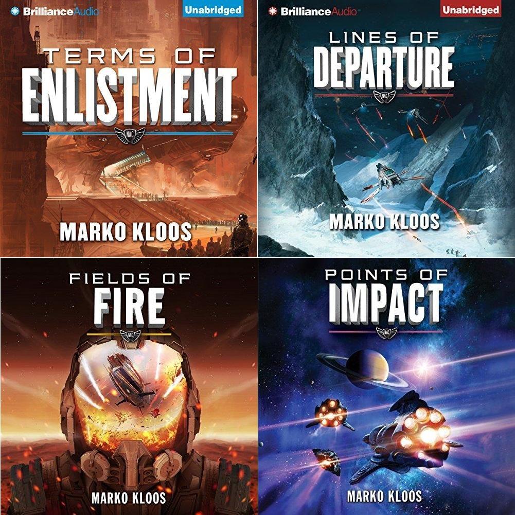 Frontlines Series Books 1-6 - Marko Kloos
