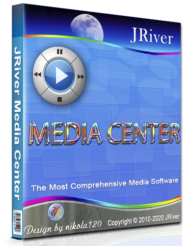 JRiver Media Center 26.0.87 RePack (& Portable) by elchupacabra [2020,Multi/Ru]
