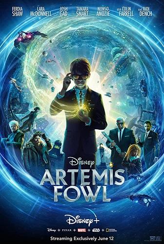 Artemis Fowl 2020 1080p WEBRip X264 AC3-EVO