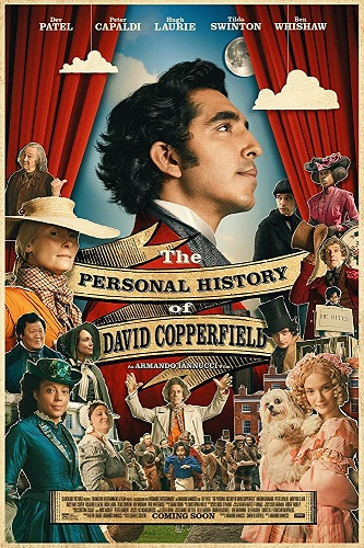 The Personal History of David Copperfield 2020 BRRip XviD AC3-EVO