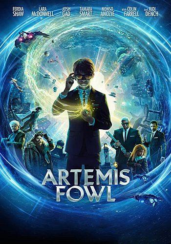 Артемис Фаул / Artemis Fowl (2020) WEB-DL [H.264] [MVO] [MP4|1920x800]