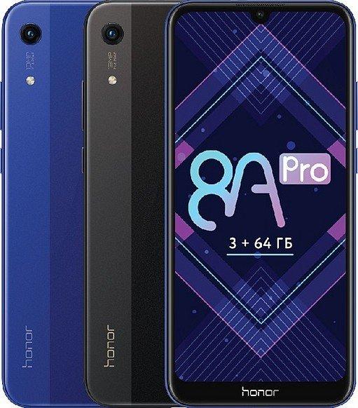 Новый Huawei Honor 8A: качество, которое удалось уложить в бюджетные рамки