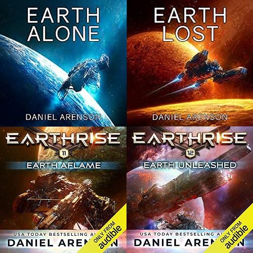 Earthrise Series Books 1-12 - Daniel Arenson