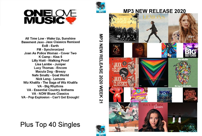 MP3 NEW RELEASES 2020 WEEK 21