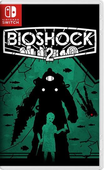 BioShock 2 Remastered (2020) [Switch] [USA] 9.2.0 [NSP] [Repack / 1.0.1] [Ru]
