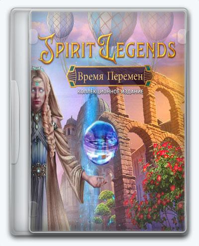 Spirit Legends 3: Time for / Легенды Духов 3: Время перемен (2019) [Ru] (1.0) Unofficial [Collectors Edition / Коллекционное издание]