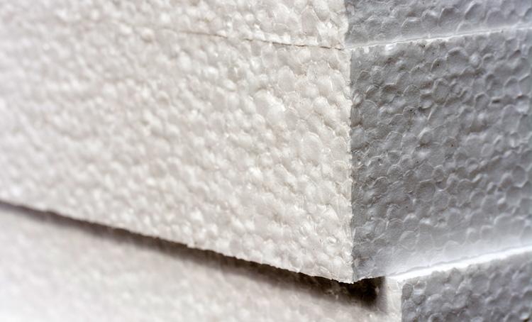 Пенопласт – универсальный стройматериал