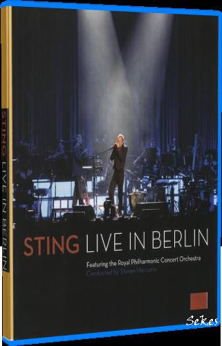Sting - Live in Berlin (2010, Blu-ray)