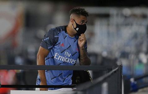 """Marca: Мариано пропустил последнюю тренировку """"Мадрида"""""""