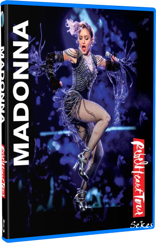 Madonna - Rebel Heart Tour (2016, Blu-ray)
