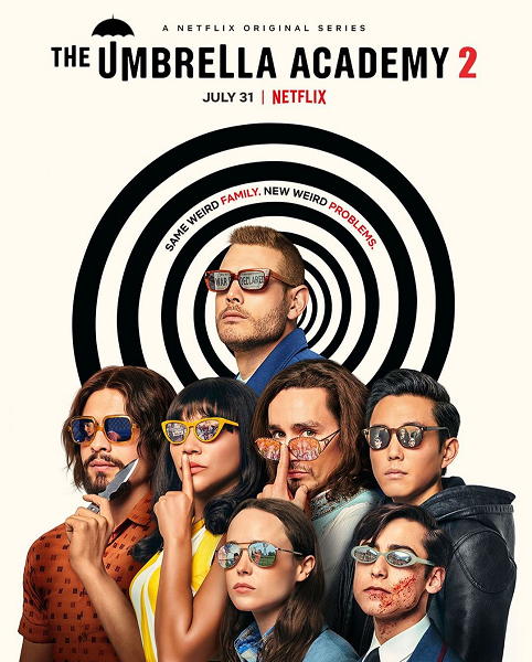 Академия «Амбрелла» / The Umbrella Academy [S02] (2020) WEB-DL 720p | Пифагор