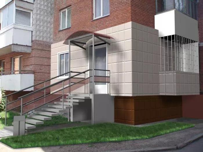 продажа квартир с отдельным входом