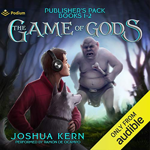 The Game of Gods Series Book 1-2 - Joshua Kern