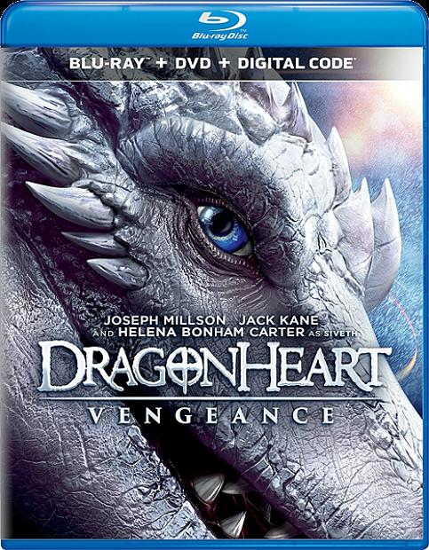 Сердце дракона: Возмездие / Dragonheart Vengeance (2020) BDRip-AVC от ExKinoRay   P