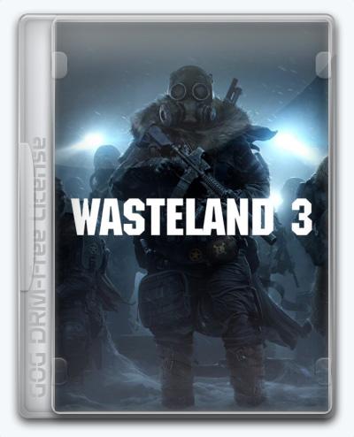 Wasteland 3 (2020) [Ru / Multi] (J2324 / dlc) License GOG [Digital Deluxe Edition]