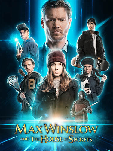 Макс Уинслоу и дом тайн / Max Winslow and the House of Secrets (2019) WEB-DLRip [MVO]