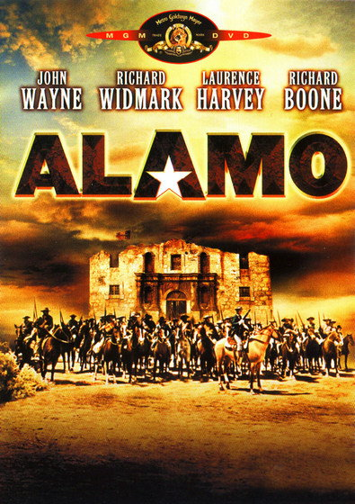 Аламо / The Alamo (1960) WEB-DL [H.264 / 1080p]