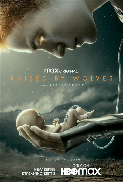 Воспитанные волками / Raised by Wolves [01x01-05 из 10] (2020) WEB-DLRip | LostFilm