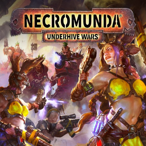 Necromunda: Underhive Wars [v 1.3.4.6 + DLCs] (2020) PC | Repack от xatab | 14.42 GB