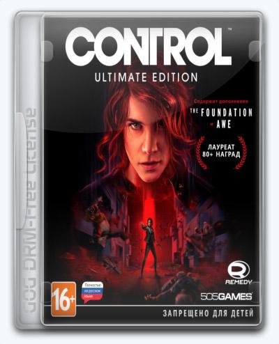 Control (2020) [Ru / Multi] (1.13 / upd1) License GOG [Ultimate Edition]