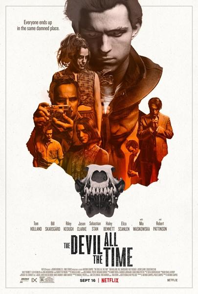 Дьявол всегда здесь / The Devil All the Time (2020) WEB-DL 1080p | Sub