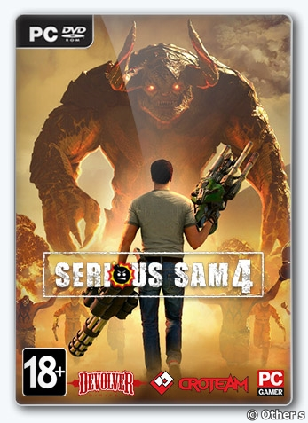 Serious Sam 4 (2020) [Ru / Multi] (1.01 / dlc) Repack Other s [Deluxe Edition]