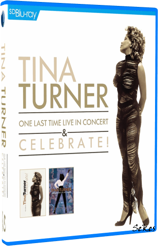 Tina Turner - One Last Time Live in Concert & Celebrate! (2014, Blu-ray)