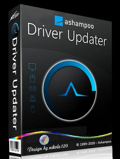 Ashampoo Driver Updater 1.5.0.0 RePack (&.Portable) by TryRooM [2020,Multi/Ru]