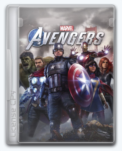 Marvel's Avengers (2020) [Ru / Multi] (1.3) License CPY