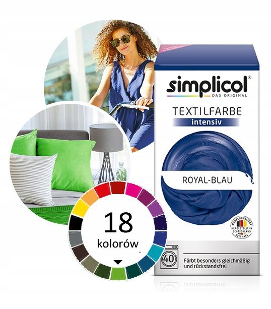 краска для одежды Simplicol