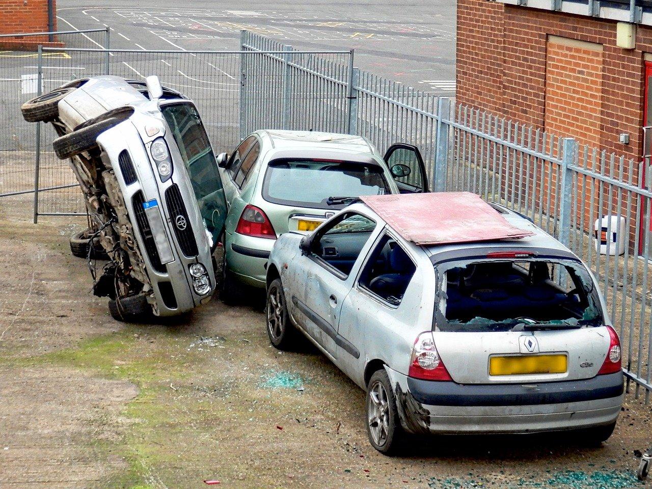 Как искать скрывшегося с места ДТП виновника аварии