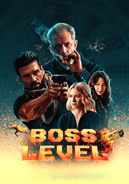 День курка / Boss Level (2020) WEB-DLRip 720p от SuperMin | L | 2.16 GB