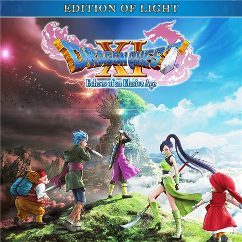 Dragon Quest XI: Echoes of an Elusive Age (2018) PC | Repack от xatab